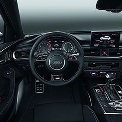 Interieur Audi A6 C7   Douwe de Beer Occasions
