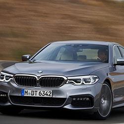 Exterieur BMW 5-serie (G30) | Douwe de Beer occasions