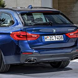 Exterieur BMW 5-serie Touring (G31) | Douwe de Beer occasions